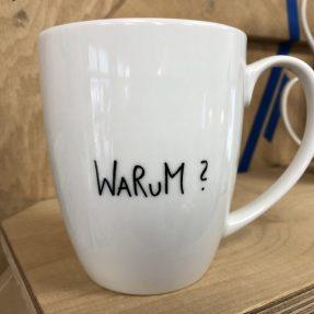Becher_Warum_Vorderseite