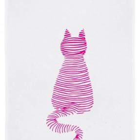 Geschirrtuch_Katze_pink