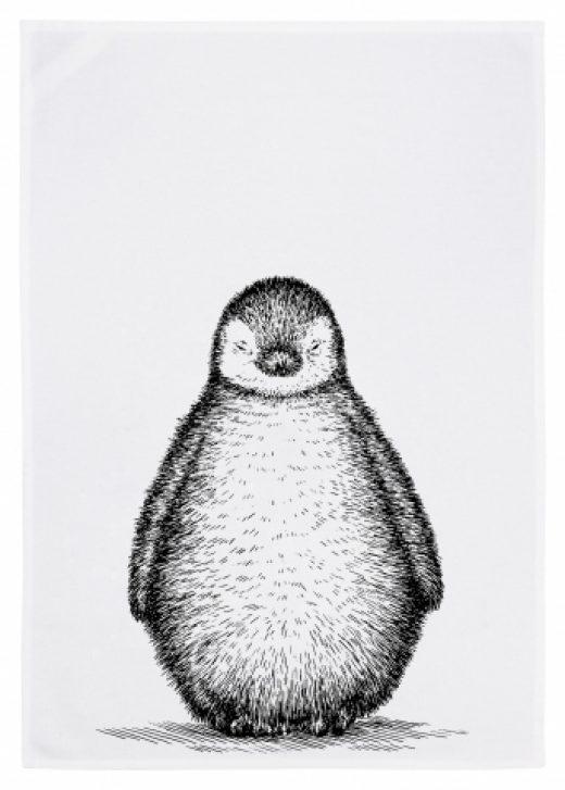 Geschirrtuch_Pinguin