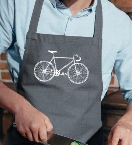 Küchenschürze_Fahrrad