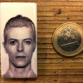 "Henri Banks - Minimagnet - ""David Bowie"""