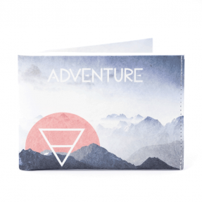"Paprcuts - Portemonnaie ""Adventure"""