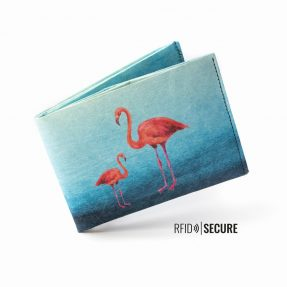 Paprcuts_Wallet_RFID_Flamingo_flying-8