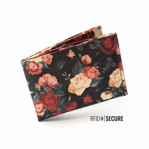 Paprcuts_Wallet_RFID_Flowers_flying-3