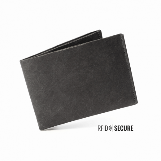 Paprcuts_Wallet_RFID_NeonOrange_flying-12