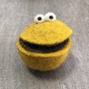 Quaki klein gelb