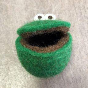 Quaki klein grün