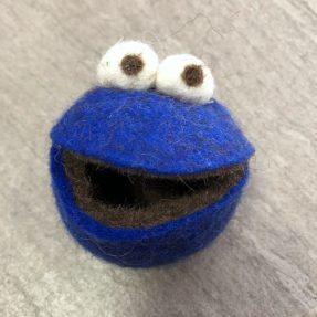 quaki klein blau