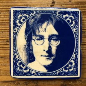 "Henri Banks - Marmorfliese ""John Lennon"""