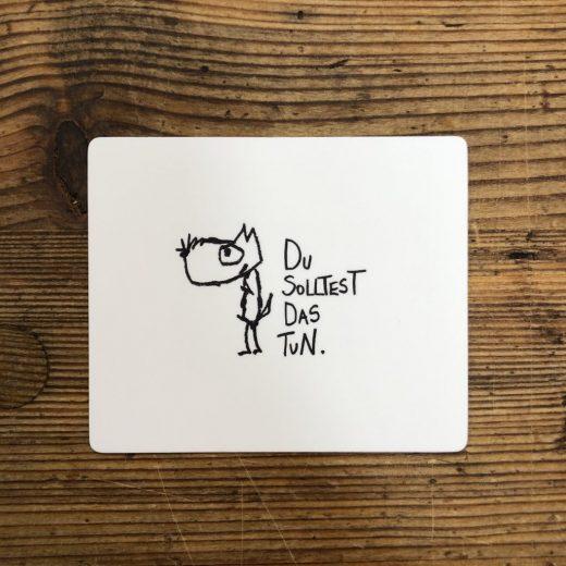 Magnet Harter Hund
