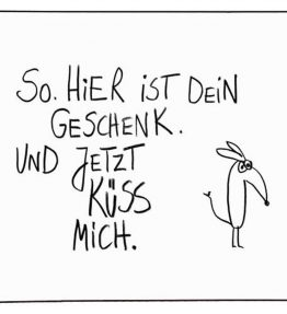 Magnet_Küss mich