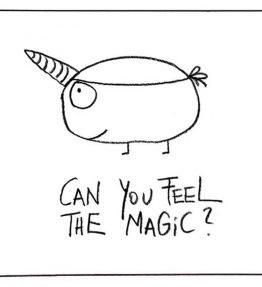 Magnet_Magisches Meerschwein