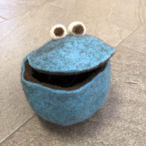 Quaki Mittel Hellblau