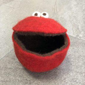 Quaki Mittel rot