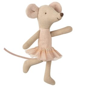 maileg - Ballerina Mouse, Little sister
