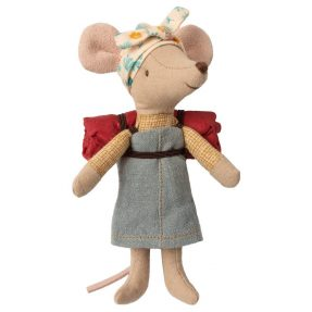 maileg - Hiking mouse, Big sister
