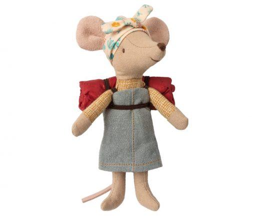 maileg - Hiking mouse, Big sister