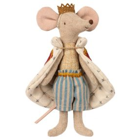 maileg - King mouse