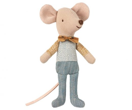maileg - Little brother mouse in box 02