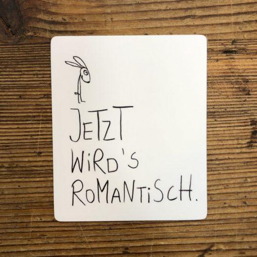 Magnet romantisch
