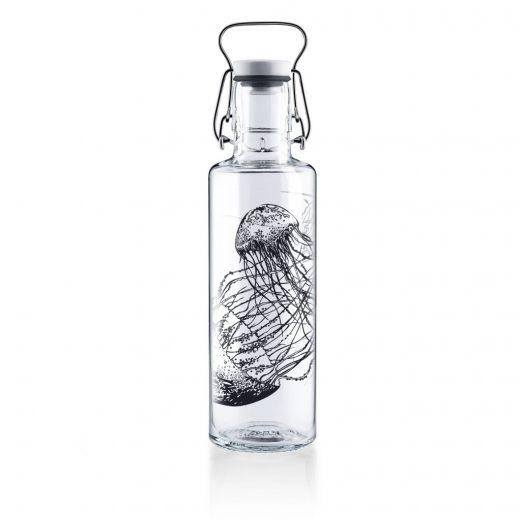 soulbottle 0,6 l - Jellyfish in the Bottle