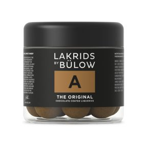 "Lakrids by Bülow - A - ""The Original"" Small 125g"