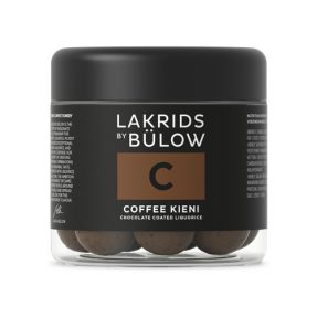 "Lakrids by Bülow - C - ""Coffee Kieni"" Small 125g"