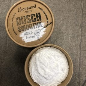 Moosmed Seifenmanufaktur - Dusch-Smoothie 200g - Milk & Honey