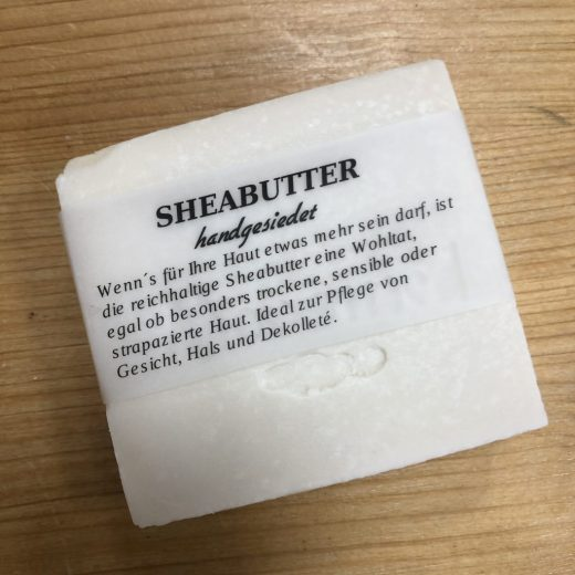 Moosmed Naturseife - Sheabutter2