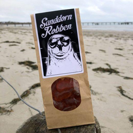 Sanddorn Robben