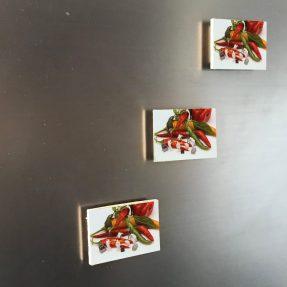 Chili 6x4 Magnet
