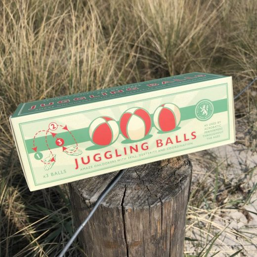 Junggling Balls 01