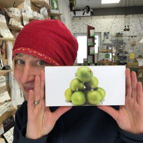 """Jannis Miniaturwelten - """"Limetten Climbing"""" - kleines Bild 200x100mm"""