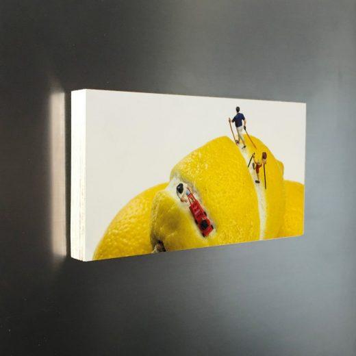 Zitronen 20x10 Diagonal