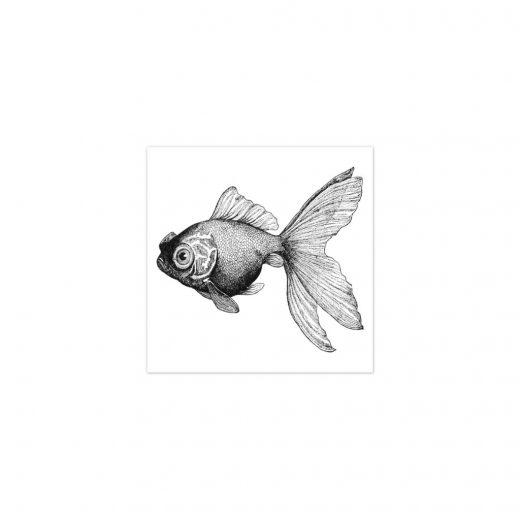 boubouki - Fliesenaufkleber - Fisch Cleo - 2er Set2