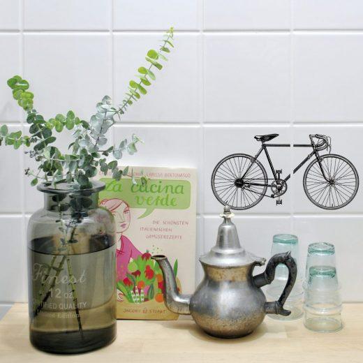 boubouki - Fliesenaufkleber - Velo - Bike - 2er Set