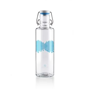 """soulbottle 0,6ltr. """"Water is a Human Right"""""""