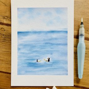 Nadine-Roeder-Illustration-Surfing-Animals-Club-Cold-Water-Surf-Adventure-Gaston-and-Philippe