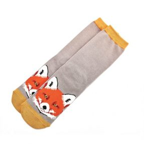 miss-sparrow-socken-bamboo-fox-face-grey