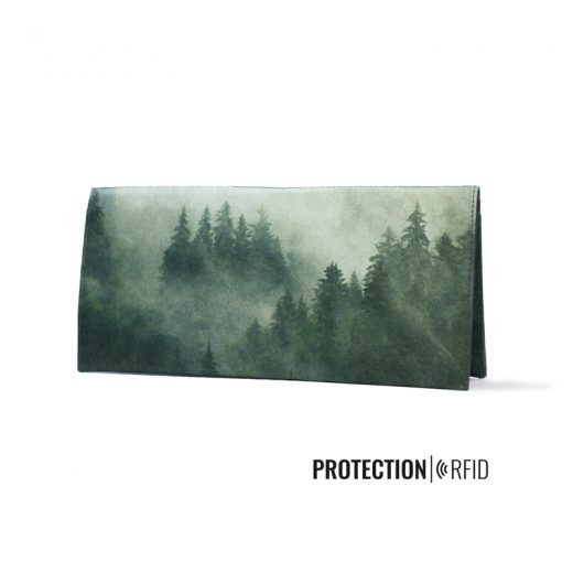 PPC_Clutch_Wallet_FoggyMorning_standing_front_logofr