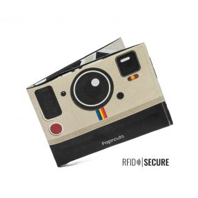 "Paprcuts - Portemonnaie RFID Secure ""Instant Camera"""