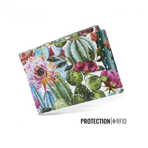 Paprcuts_RFID_Wallet_SpikyFriends_Front-122