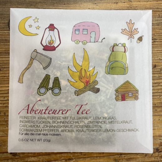 Abenteuer Tee