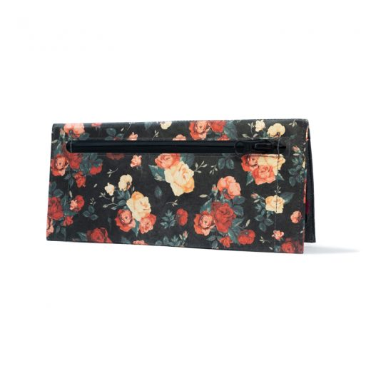 PPC_Clutch_Wallet_Flowers_standing_back