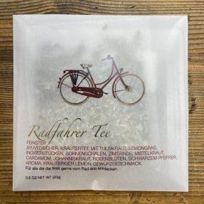 "Sophie+ - Tea Gifts ""Radfahrer Tee"""