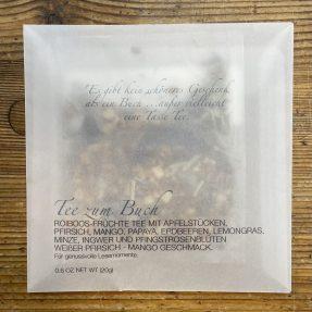 """Sophie+ - Tea Gifts """"Tee zum Buch, Gedicht"""""""