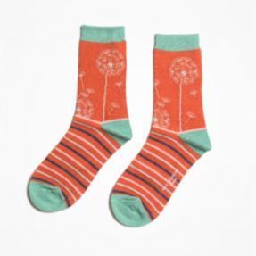 """Damen-Socken - Bamboo """"Orange"""", Größe: 36 - 41"""