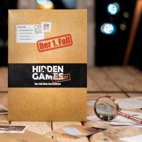 """Hidden-Games - Fall 1 """"DER FALL KLEIN-BORSTELHEIM"""""""