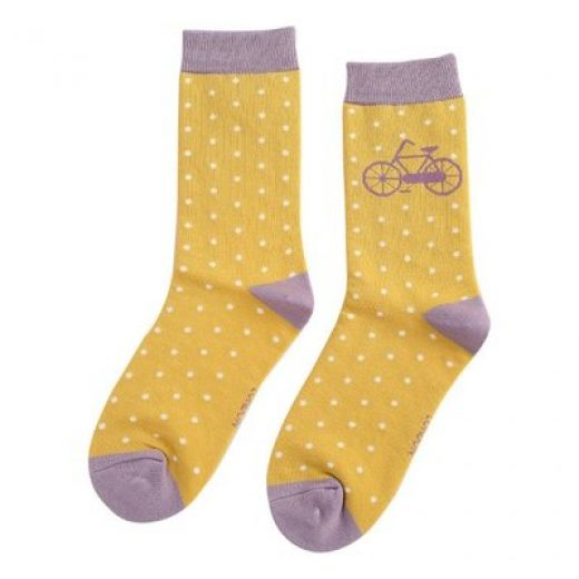 miss-sparrow-socken-bamboo-bike-spots-yellow