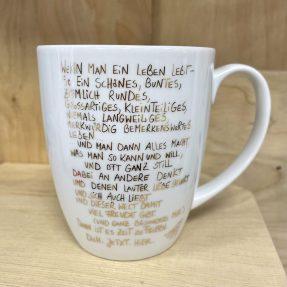 """eDITION GUTE GEISTER - Becher Gold """"Feierzeit"""""""